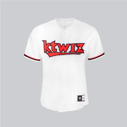 2021 kt wiz 레플리카 홈 유니폼